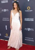 Jordana Brewster attends P.S. Arts Express Yourself at Barker Hangar in Los Angeles
