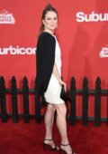 Julianne Moore arrives at the Los Angeles premiere of 'Suburbicon' held at Regency Village Theatre in Westwood, Los Angeles