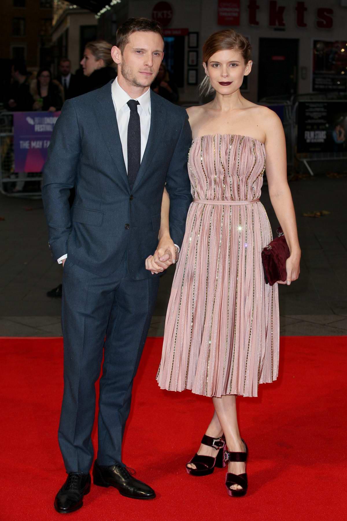 "Kate Mara at ""Film Stars Don't Die in Liverpool"" premiere during BFI London Film Festival in London"