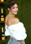 Katharine McPhee at Veuve Cliquot Polo Classic in Los Angeles