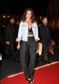 Katie Holmes attends Intimissimi on Ice event in Verona, Italy