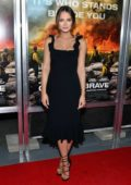 Keleigh Sperry at a special screening of 'Only The Brave' in New York