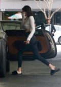 Kendall Jenner leaving a dermatologist in Beverly Hills, Los Angeles