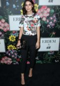 Lena Meyer-Landlurt at the Erdem X H&M launch event and show in Los Angeles