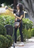 Madison Beer seen leaving Nine One Zero salon in Los Angeles