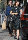 Mandy Moore and fiance Taylor Goldsmith out for some shopping in Los Angeles