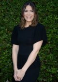 Mandy Moore attends The Rape Foundation annual brunch in Los Angeles
