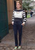 Marion Cotillard at Valentino Show during Paris Fashion Week, France