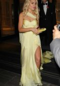 Mollie King at the Pride of Britain Awards held at the Grosvenor House in London