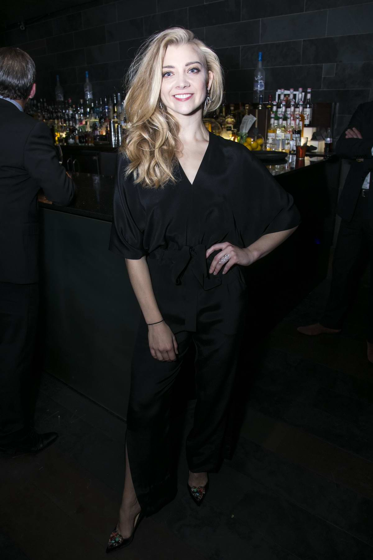 Natalie Dormer at Venus in Fur party and after-party in London