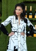 Nicole Scherzinger at Veuve Cliquot Polo Classic in Los Angeles