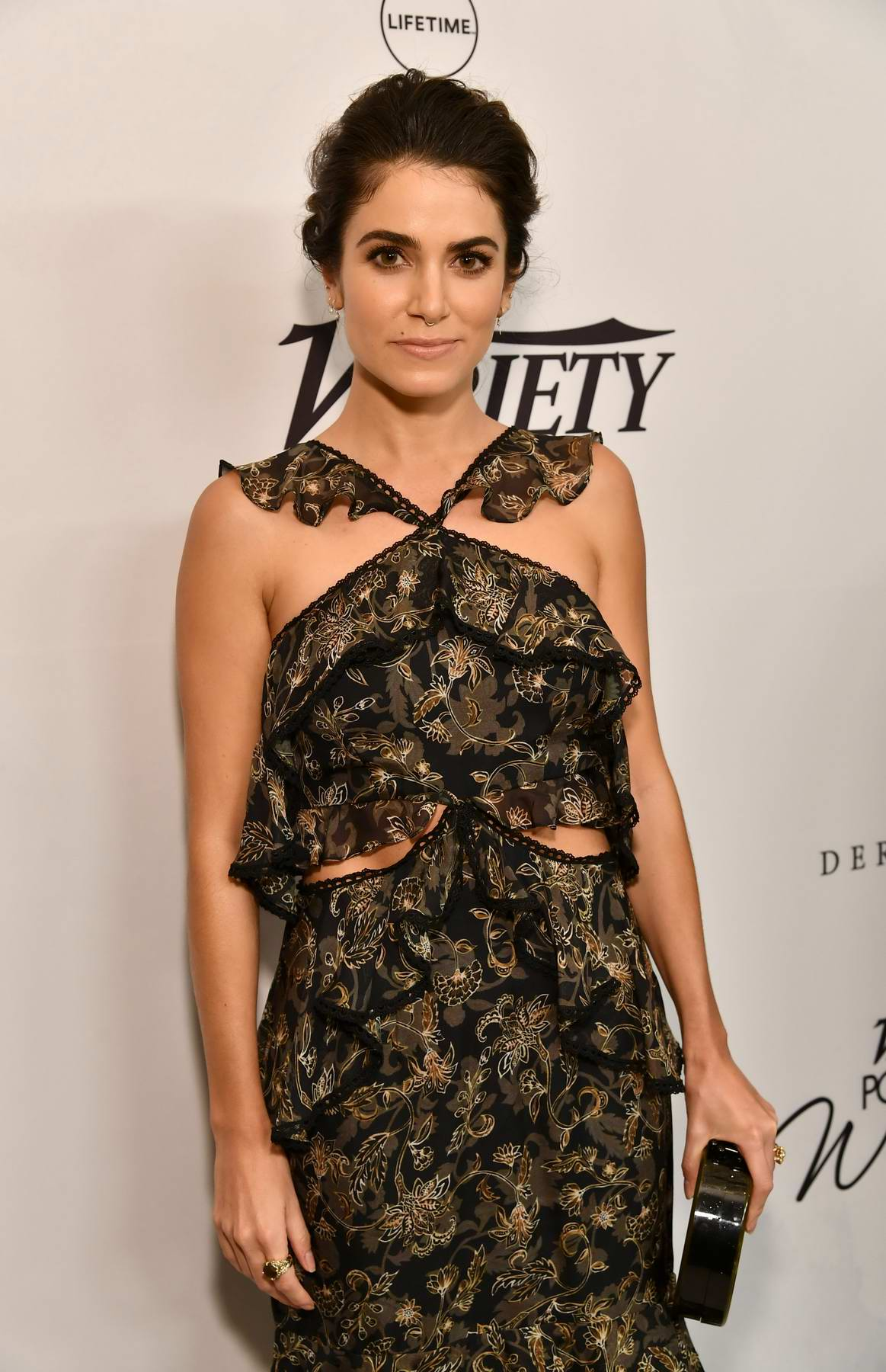 Nikki Reed at the Variety's Power of Women presented by Lifetime in Los Angeles