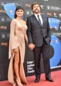 Penelope Cruz and Javier Bardem at the 'Loving Pablo' premiere at San Sebastian International Film Festival in Spain