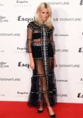 Pixie Lott at Esquire Townhouse with Dior in London