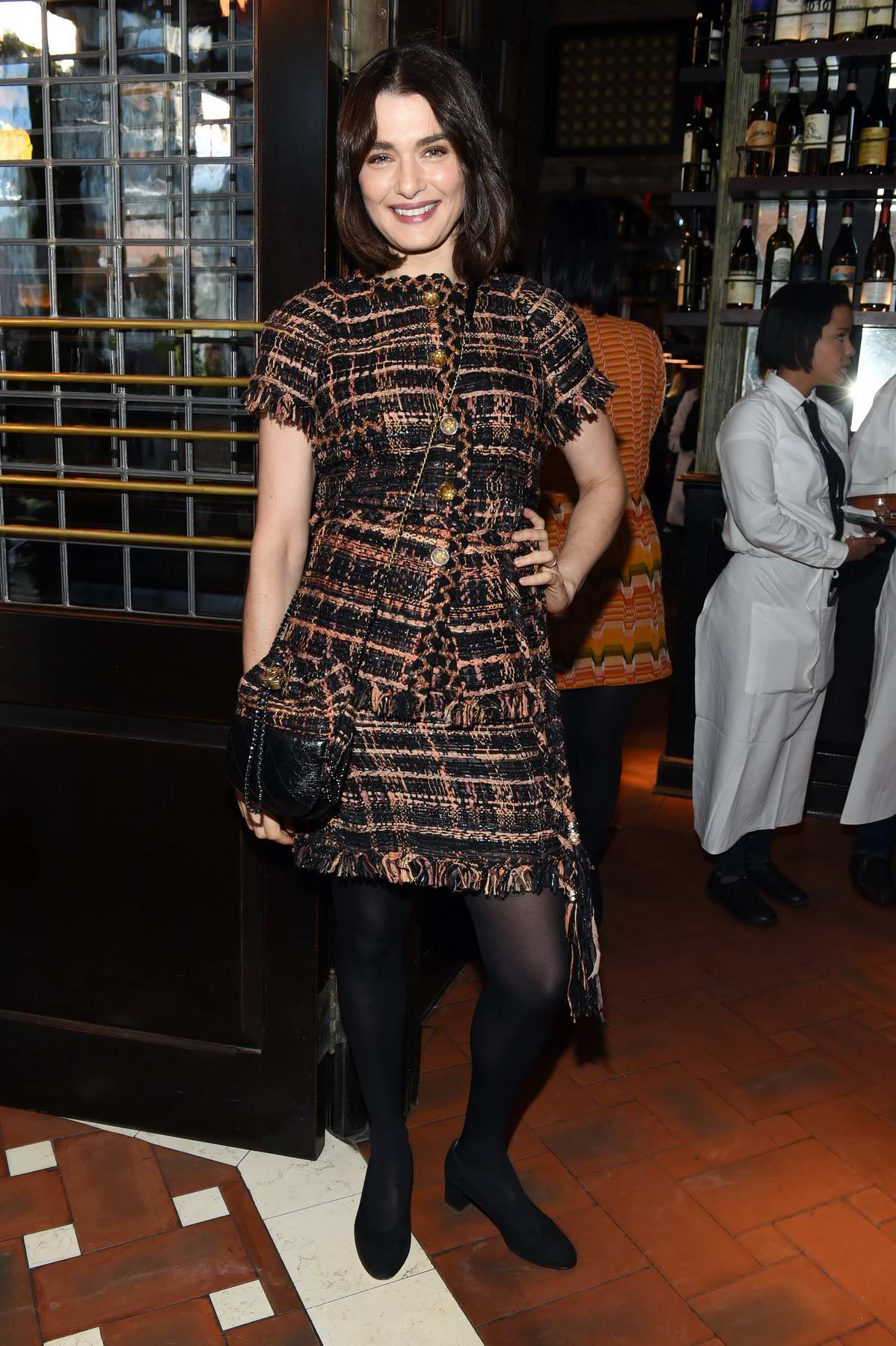 Rachel Weisz at Through Her Lens: The Tribeca Chanel Women's Filmmaker Program Luncheon in New York City