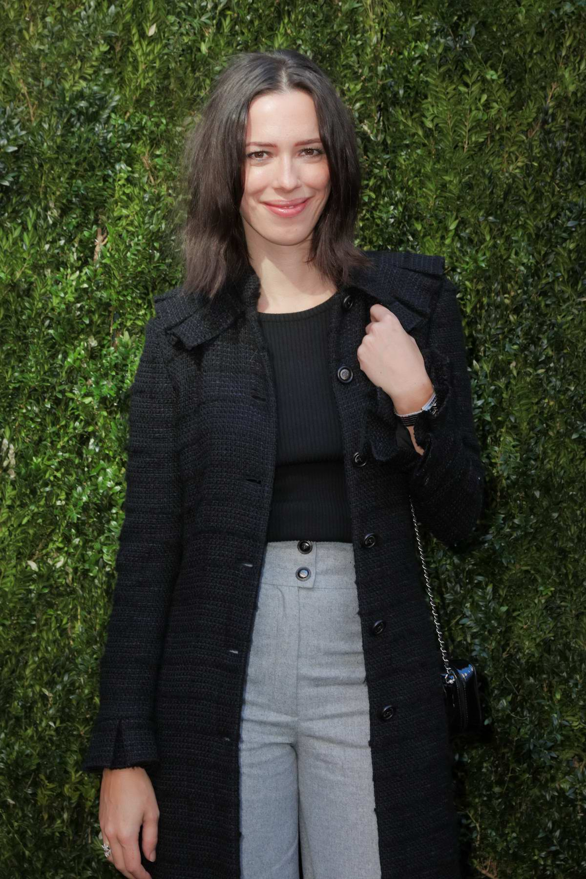 Rebecca Hall at Through Her Lens: The Tribeca Chanel Women's Filmmaker Program Luncheon in New York City