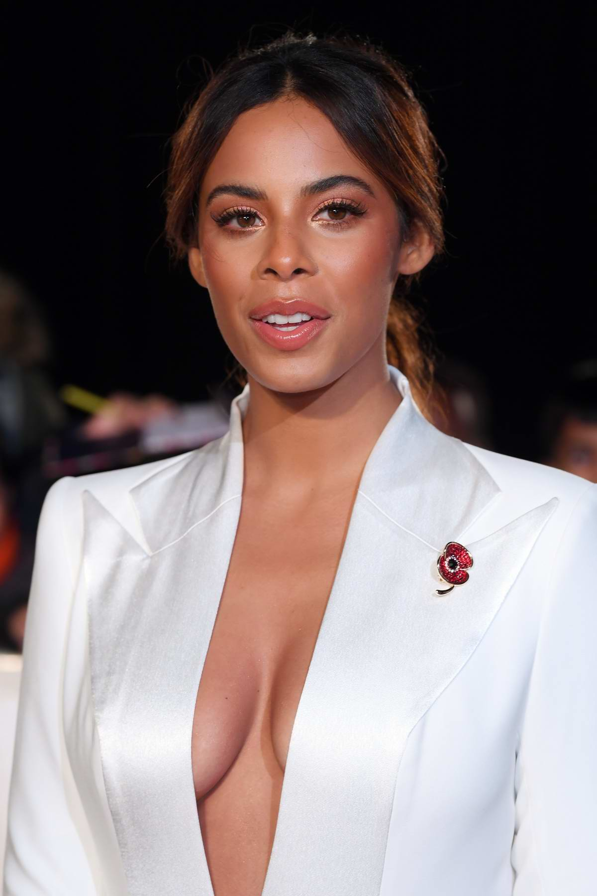 Rochelle Humes at the Pride of Britain Awards held at the Grosvenor House in London