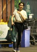 Rooney Mara was spotted making a quick shopping run at Whole Foods in Los Angeles