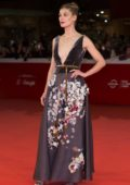 Rosamund Pike at the premiere of 'Hostiles' during Rome Film Festival in Italy