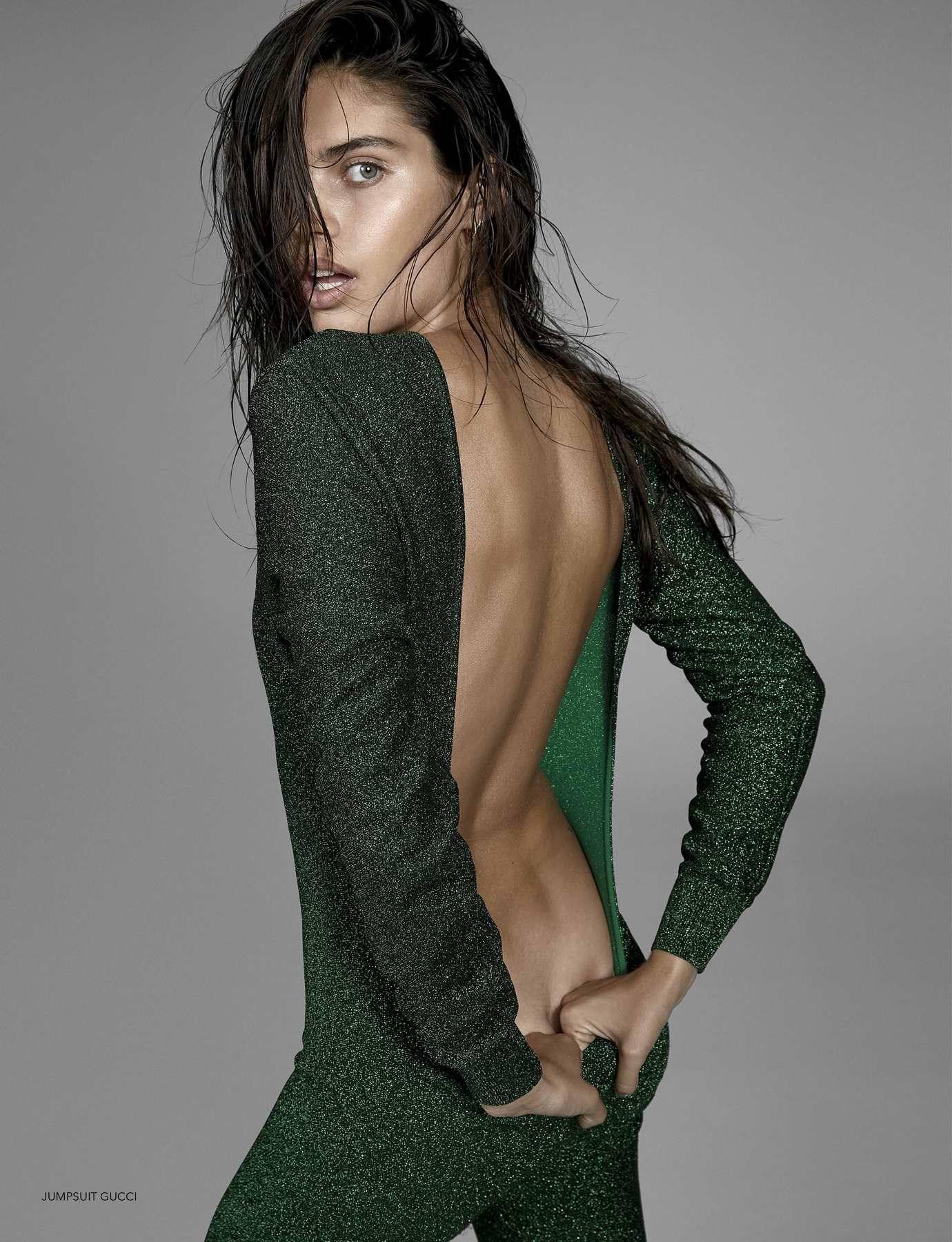 Sara Sampaio in Narcisse Magazine - October 2017
