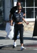 Sofia Richie steps out for lunch with a friend in West Hollywood, Los Angeles