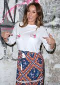 Vicky Pattison at Coppafeel Charity event in London