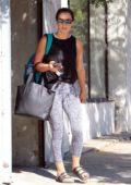 Victoria Arlen seen leaving her DWTS dance practice in Los Angeles
