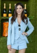 Victoria Justice at Veuve Cliquot Polo Classic in Los Angeles