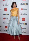 Zendaya Coleman at GLSEN Respect Awards in Los Angeles