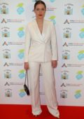 Adele Exarchopoulos at the Autism Charity Gala 2017 in Paris, France