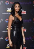 Alesha Dixon attends 'An Evening with the Stars' in London