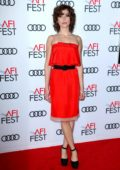 Alison Brie at 'The Disaster Artist' centerpiece gala during AFI Fest in Los Angeles