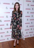 Anne Hathaway attends The Children's Monologues, A Benefit for African-Based Creative Arts Charity Dramatic Need held at Carnegie Hall in New York
