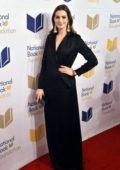 Anne Hathaway attends the 68th National Book Awards in New York City