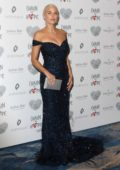 Ashley James at the Chain of Hope gala at Grosvenor House hotel in London