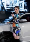 Blanca Suarez presents the new Jaguar E-pace in Madrid, Spain