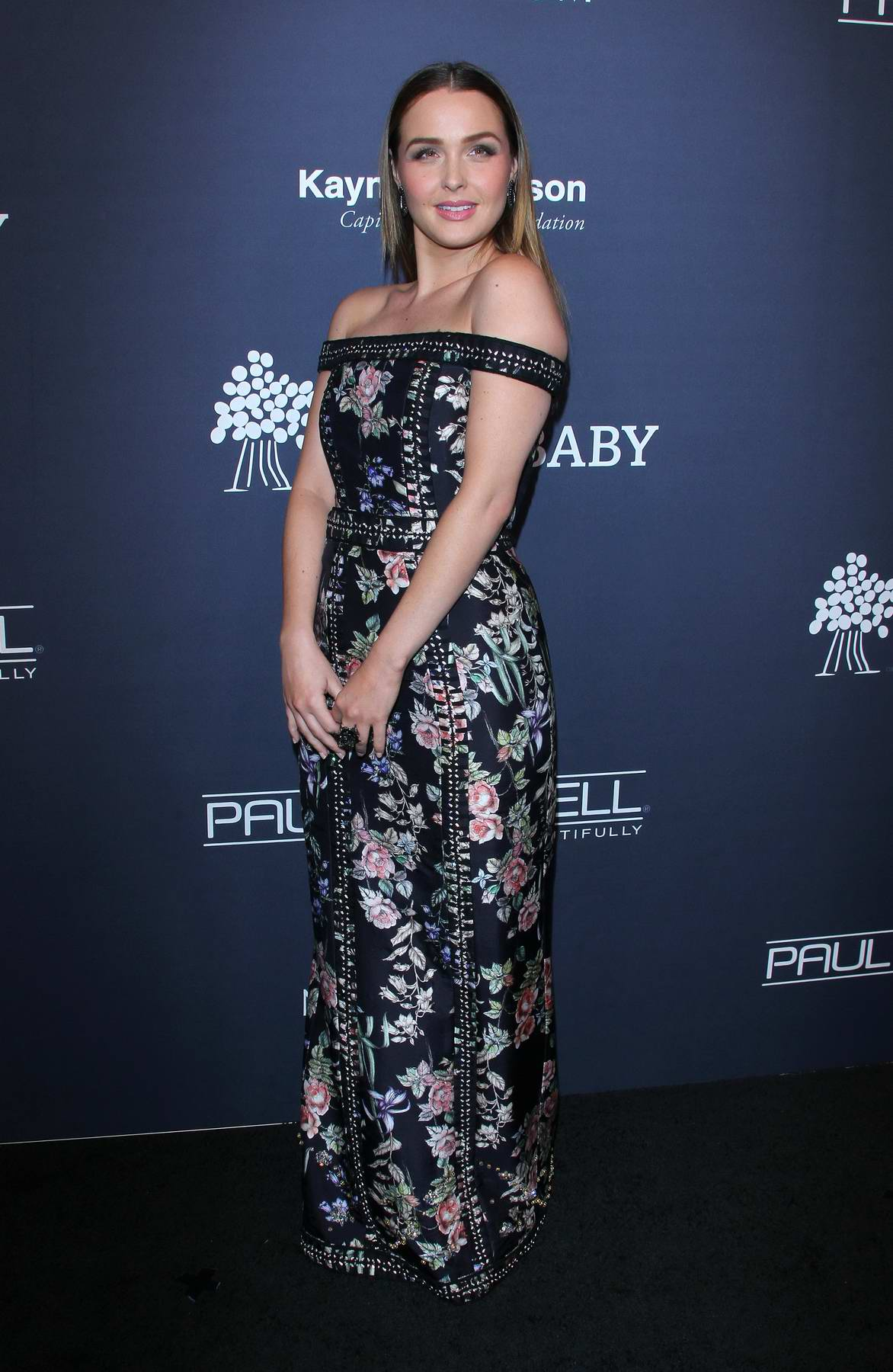 Camilla Luddington at the Baby2Baby Gala at 3Labs in Culver City, California