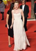 Dakota Fanning at the premiere of 'Please Stand By' during Rome Film Festival, Italy