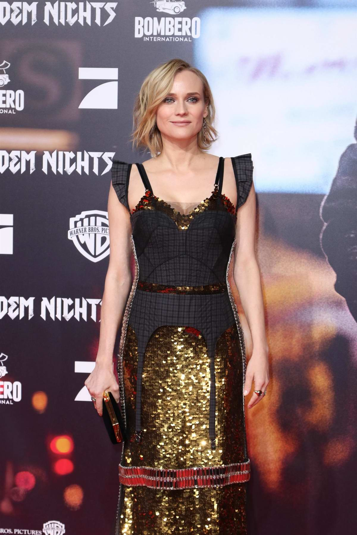 Diane Kruger at the premiere of 'In The Fade' in Hamburg, Germany