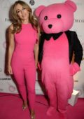 Elizabeth Hurley at the 'Holiday House' launch in London