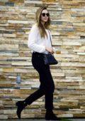 Elizabeth Olsen leaves Shape House Urban Sweat Lodge in Los Angeles