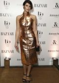 Gemma Arterton at the Harper's Bazaar Woman of the Year Awards in London