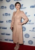 Ginnifer Goodwin at the premiere of 'Obey Giant' in Los Angeles