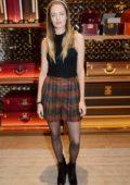 Idina Moncreiffe at the Louis Vuitton X Vogue 'Gingernutz' event in London