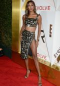 Jasmine Tookes at the REVOLVE Awards in Los Angeles