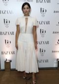 Jenna Coleman at the Harper's Bazaar Woman of the Year Awards in London