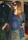 Jessica Alba out shopping with a friend in Beverly Hills, Los Angeles