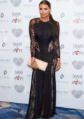 Jessica Wright at the Chain of Hope gala at Grosvenor House hotel in London
