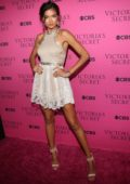 Kelly Gale at the Victoria's Secret Fashion Show viewing party in New York