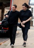 Liv Tyler and boyfriend Dave Gardner spotted out in London